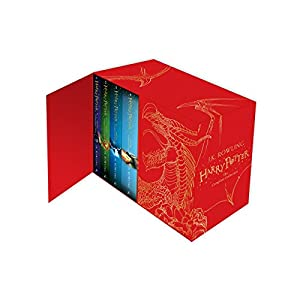 Harry Potter Box Set: The Complete Collection (Children's Hardback)