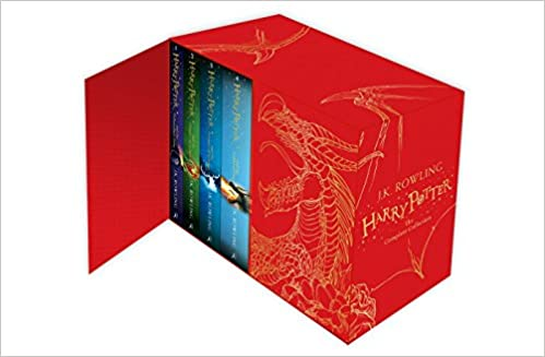 Pack Harry Potter - The Complete Collection: Amazon.es: Rowling, J.K.: Libros en idiomas extranjeros