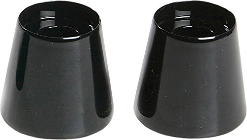 Novello Riser Extensions Black DN-625B by Novello