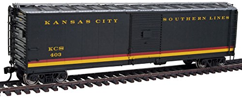 Walthers Proto Ho Scale 50 Aar Sd Boxcar Kansas City Southern Kcs Stripes  403