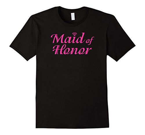 Maid of Honor's I Don't Always Party 2-sided T-shirt