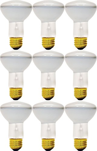 GE Lighting Soft White 73027 45-Watt, 310-Lumen R20 Floodlight Bulb with Medium Base, (120 Volt R20 Medium Base)