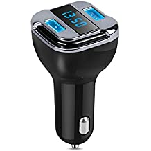 Car Charger, DDSKY GPS Tracking Locator with Dual USB Charging Ports