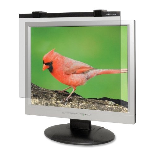 "Compucessory Glare Screen Filter Black - 20""LCD"