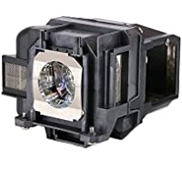 Kingoo Excellent Projector Lamp For EPSON PowerLite 740HD PowerLite 955WH PowerLite 965H PowerLite 97H PowerLite 98H PowerLite 99WH PowerLite HC 1040 Replacement projector Lamp Bulb with Housing