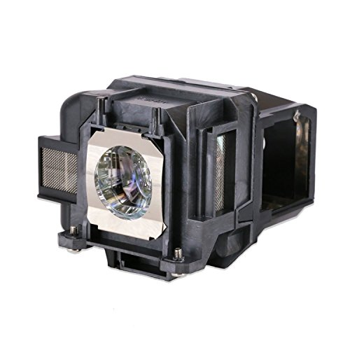 (Kingoo Excellent Projector Lamp For EPSON EB 97H EB-945H EB-955WH EB-965H EB-97H EB-98H EB-S04 EB-S27 EB-S29 EB-S31 EB-U04 EB-U32 EB-W04 EB-W29 EB-W31 Replacement projector Lamp Bulb with Housing)