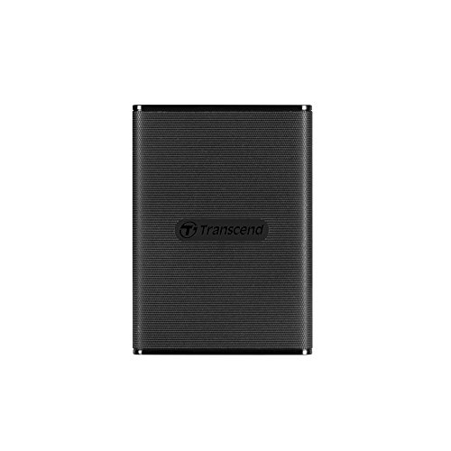 Transcend 500GB USB 3.1 Gen 2 USB Type-C ESD270C Portable SSD Solid State Drive TS500GESD270C