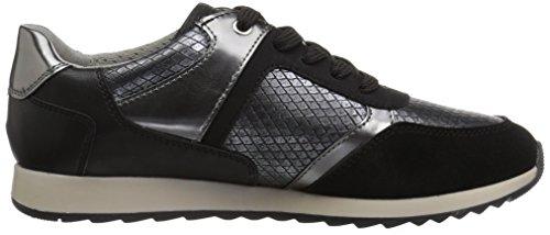 Deynna Sneaker 3 Women's Geox Black 5x80pwYWq