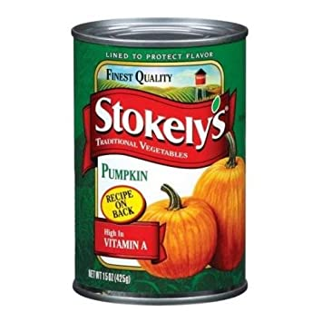 Canned Pumpkin Pie Filling, 15 oz (425g)