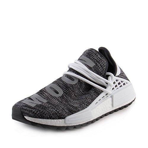 Mens Core Race (adidas Originals PW Human Race NMD Trail Shoe Men's Hiking 11.5 Core Black-White)