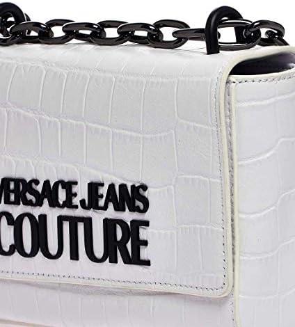 Versace Luxury Fashion Donna E1VVBBL471411003 Bianco Borsa A Spalla | Primavera Estate 20