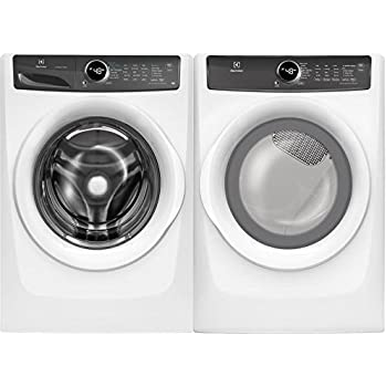 Amazon Com Electrolux White Front Load Laundry Pair With