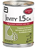 Jevity 1.5 Cal High Protein Nutrition Drink with Fiber 8oz Cans 24/Case by Abbott