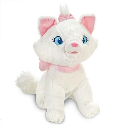 Disney Marie Plush - The Aristocats - 12'' (Halloween Lunch Bag Puppets)
