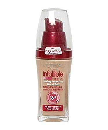 Image Unavailable. Image not available for. Color: Infallible Makeup Lasting Perfecting ...