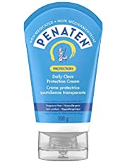 Penaten Daily Protection Cream Against Diaper Rash, Non Medicated, Hypoallergenic, with Vitamin E, 100g