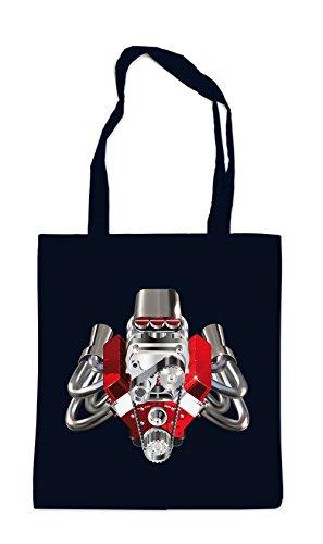 Hot Rod Engine Bag Black Certified Freak