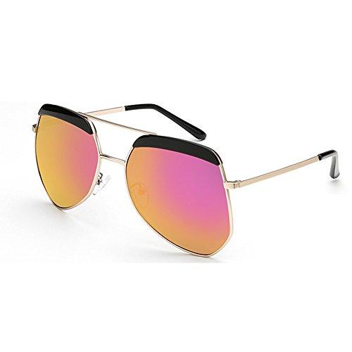 de personnalité ZHIRONG lunettes couple de lunettes soleil lumière soleil rétro en protection définition Mode lunettes air 06 Couleur de solaire haute soleil 05 de lunettes plein polarisées qxrfq1znA