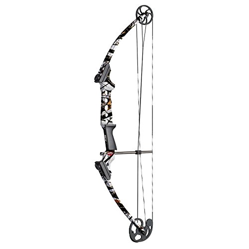 Genesis Bows Pro Bow, White Camo, Right Hand