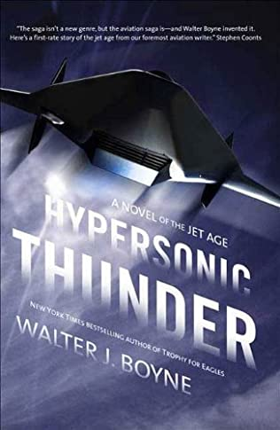 book cover of Hypersonic Thunder