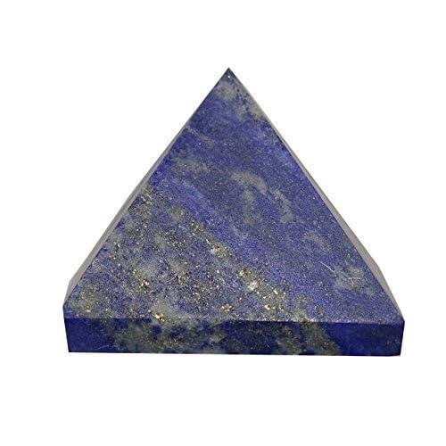 Amazon.com: Lapis Lazuli Gemstone Pyramid (3/4