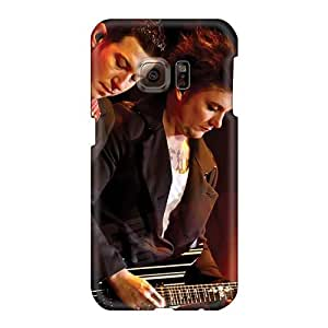 Samsung Galaxy S6 Tev3879hsII Provide Private Custom Realistic Avenged Sevenfold Band A7X Pictures Shock Absorption Cell-phone Hard Covers -InesWeldon