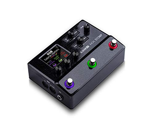 Line 6 Electric Guitar Multi Effect, Black (HX Stomp) by Line 6 (Image #2)