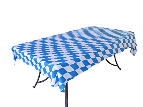 German Bavarian Decoration Oktoberfest Tablecloth 54