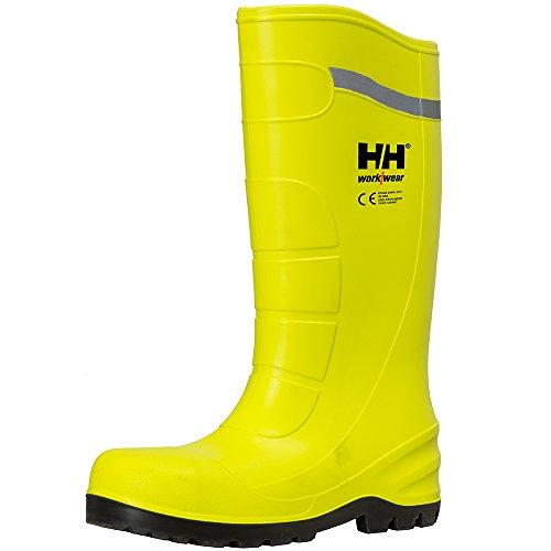 Helly Hansen Mens & Womens/Ladies Vollen PU S5 SRA Work Safety Boots Amarillo - amarillo