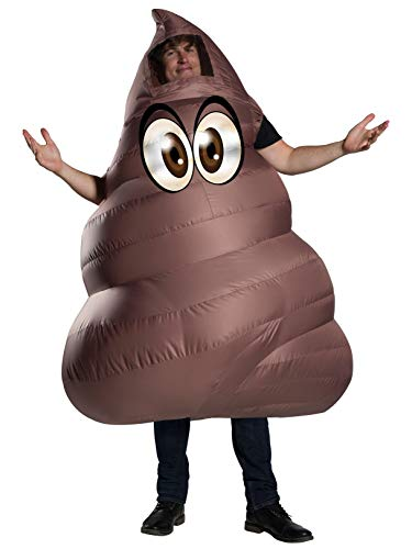 Rubie's Costume Co Unisex-Adults Poop Inflatable Costume -