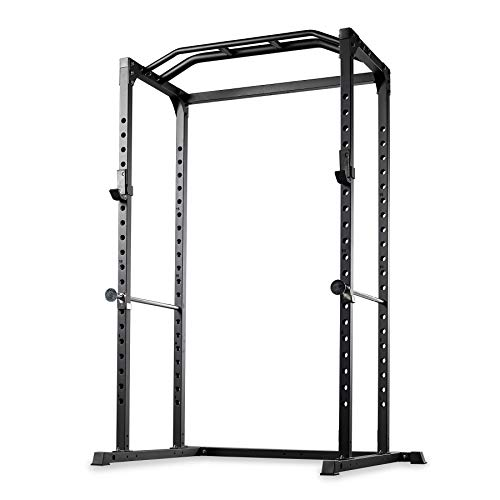 - Rep Fitness PR-1100 Power Rack - 1,000 lbs Rated Lifting Cage for Weight Training