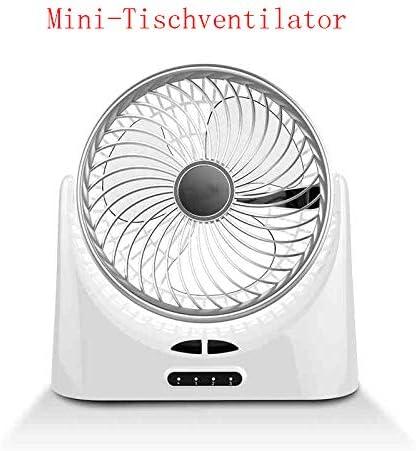 BOC Ventilador Eléctrico,con Puerto de Carga USB Ventilador de ...