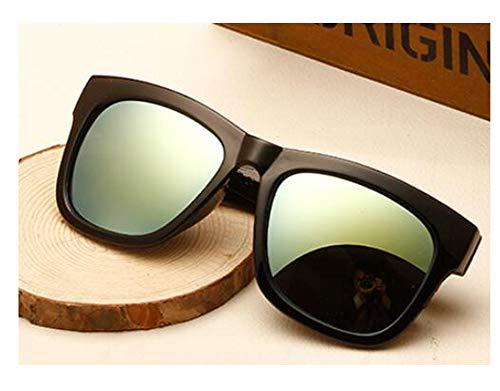 Adult Special Offer Time-limited Fashion Sunglasses Women Edition Retro Sunglass Large Box Sun Glasses Men lens 2019 Oculos,Gold