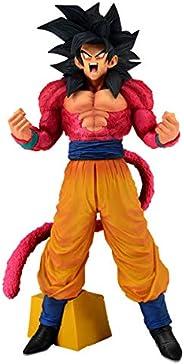Action Figure Dragon Ball GT - Super Master Star Piece - Goku Saiyajin 4 - The Brush, Bandai Banpresto, Multic