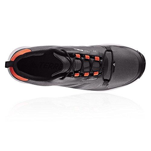 Scarpe Da Trekking Adidas Per Uomo Terrex Fastshell Cp, Blu Nero (neguti / Negbas / Energi)