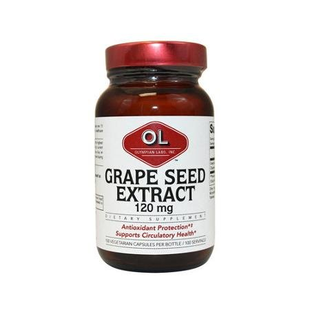 grape seed extract olympian labs - 5