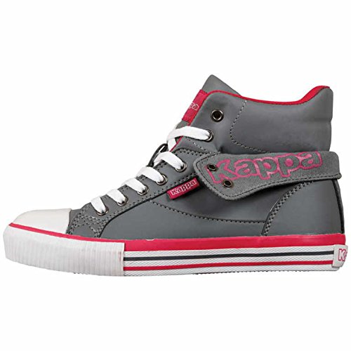 Kappa 241831 - Zapatillas para mujer Gris - greypink