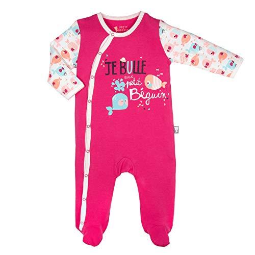6da21157fa546 Sucre D Orge - sleepwear - Féminin - 1 - pyjama bebe imprime etoiles ...