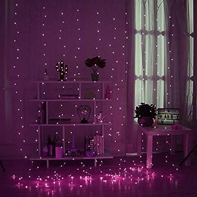 Pooqla Curtain Lights