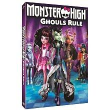 Monster High: Ghouls Rule (Ghouls Rule Dvd)