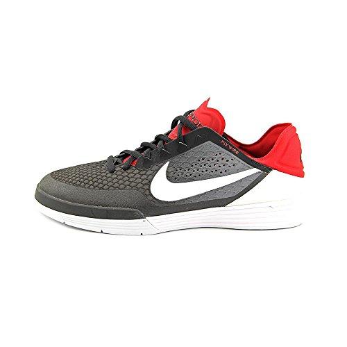 Black de zapatillas Gym para Dark Nike Red 016 deporte hombre Grey las 654158 8 de White Formadores Paul Rodriguez aqxwHq87