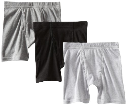 Hanes Big Boys'  Boxer Brief (Pack of 3)
