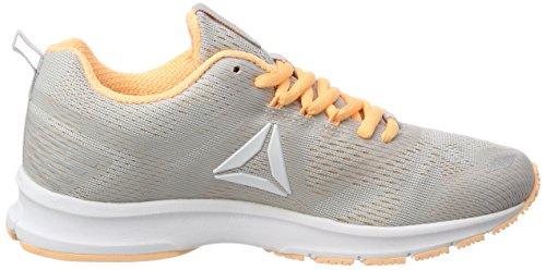 Reebok 000 Glow desert blk De skull Zapatillas Grey Para Mujer Ahary Running Gris Runner Trail 4fr4w6