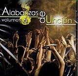 Alabanzas de Uncion vol 6 musica cristiana