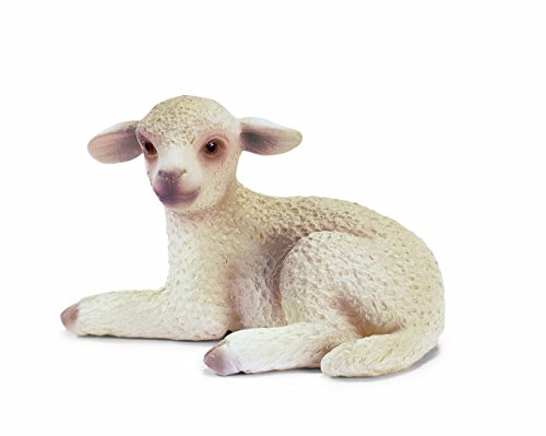 - Schleich Lying Lamb