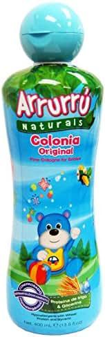 Arrurru Naturals Fine Cologne for Babies-Colonia Original-Boys