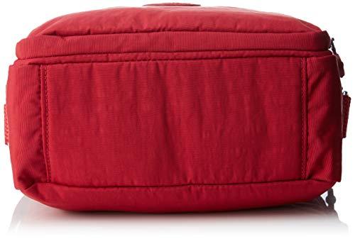 Rouge C Red radiant Sacs Bandoulière Silen Kipling RwqAU4gY