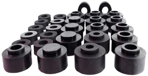 - Metro Moulded Parts BCK 5 28-Piece Body Cushion Kit