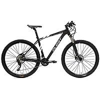 "CLOOT Bicicleta montaña 29"" Negra Prolevel 2x10 11-42"