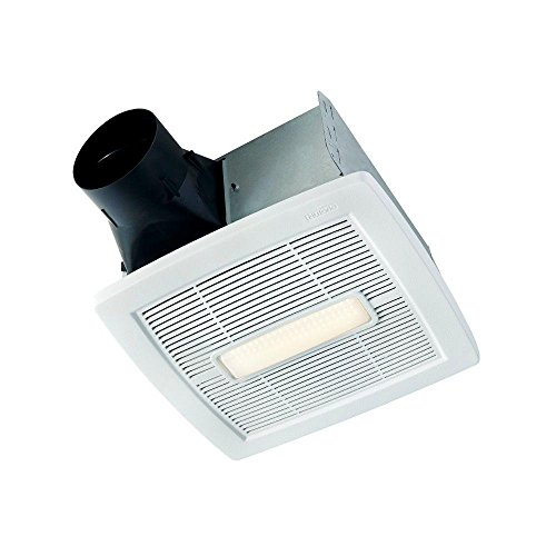 InVent Series 110 CFM Ceiling Exhaust Bath Fan with Light (Nutone Shower Fan Light compare prices)